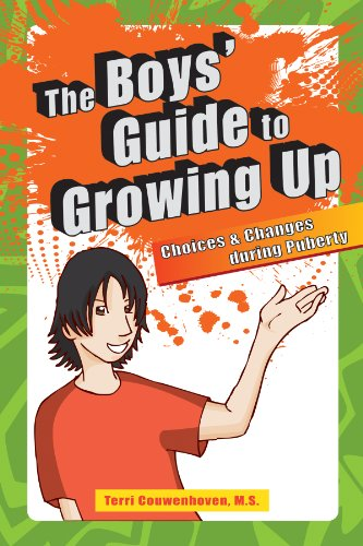 9781606130896: The Boys' Guide to Growing Up: Choices and Changes During Puberty