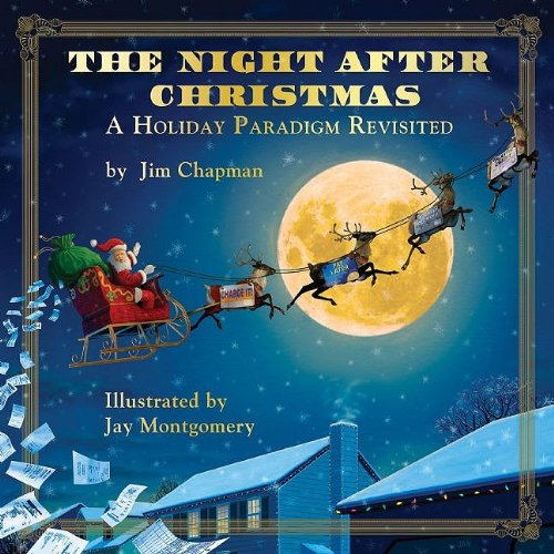 9781606150085: The Night After Christmas: A Holiday Paradigm Revisited