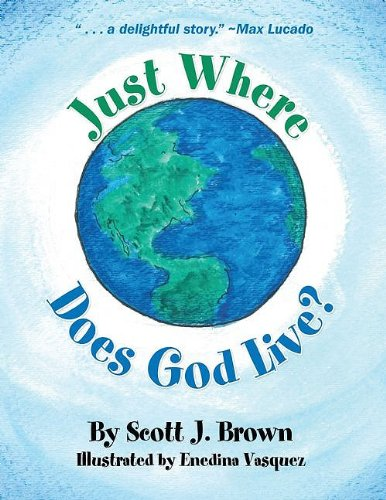9781606150160: Just Where Does God Live?