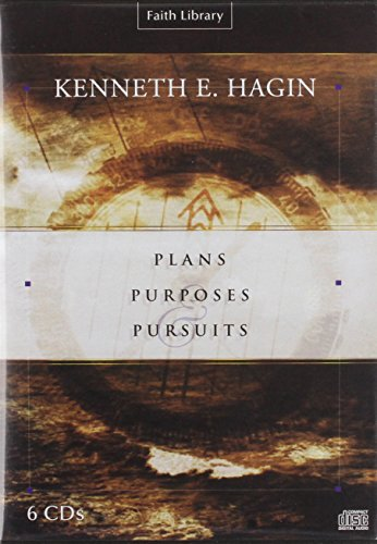 Plans, Purposes & Pursuits (1606160745) by Kenneth E Hagin