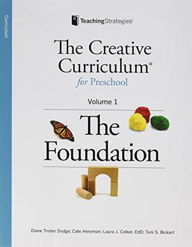 9781606173718: The Creative Curriculum for Preschool, Vol. 3: Literacy