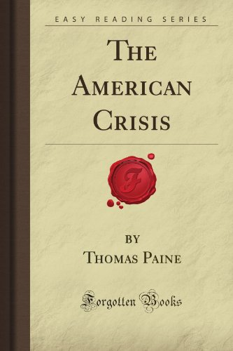 9781606208571: The American Crisis (Forgotten Books)