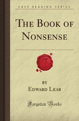9781606208878: The Book of Nonsense (Forgotten Books)