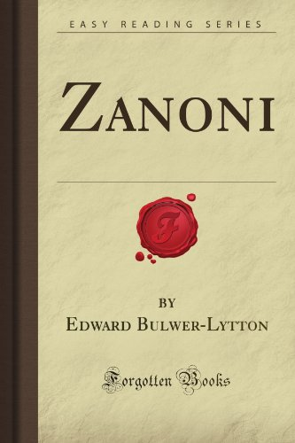 9781606209585: Zanoni (Forgotten Books)