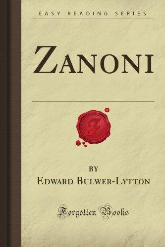 9781606209585: Zanoni (Forgotten Books)