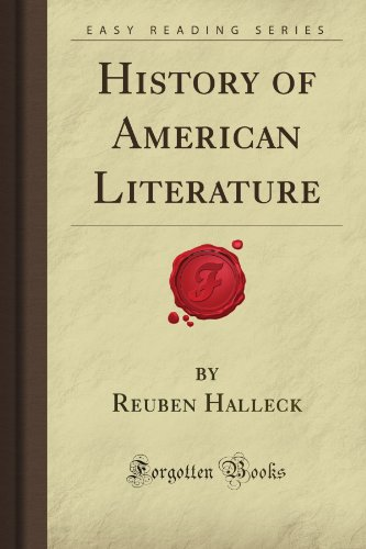 9781606209851: History of American Literature (Forgotten Books)