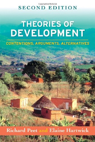 9781606230657: Theories of Development: Contentions, Arguments, Alternatives