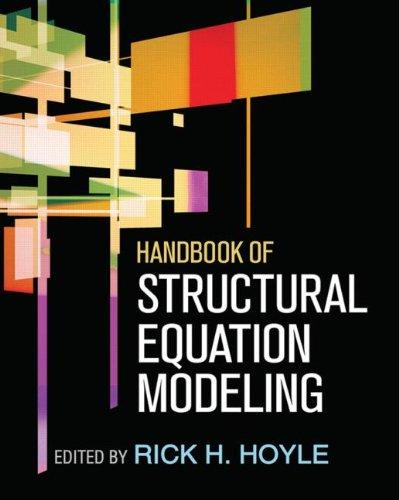 9781606230770: Handbook of Structural Equation Modeling