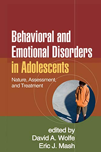 9781606231159: Behavioral and Emotional Disorders in Adolescents: Nature, Assessment, and Treatment