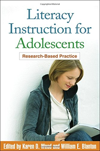 9781606231234: Literacy Instruction for Adolescents: Research-Based Practice