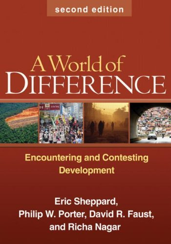 9781606232620: A World of Difference: Encountering and Contesting Development, 2nd Edition