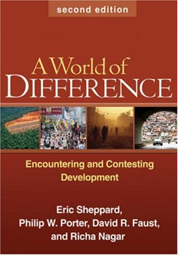 9781606232637: A World of Difference, Second Edition: Encountering and Contesting Development