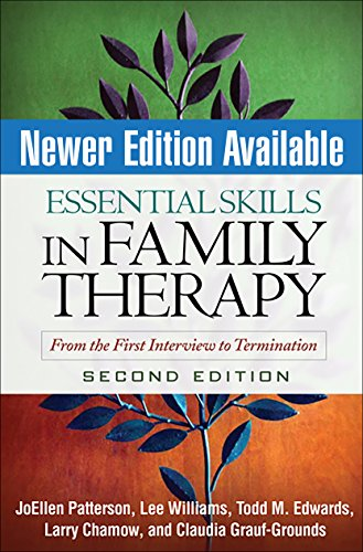 9781606233054: Essential Skills in Family Therapy: From the First Interview to Termination, 2nd Edition