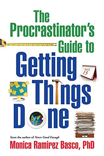 9781606234624: The Procrastinator's Guide to Getting Things Done