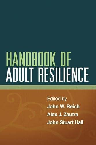 9781606234884: Handbook of Adult Resilience