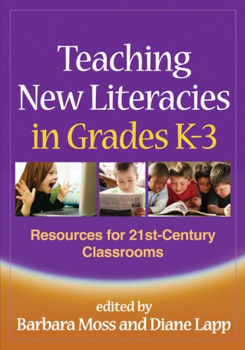 9781606234983: Teaching New Literacies in Grades K-3: Resources for 21st-Century Classrooms (Solving Problems in the Teaching of Literacy)