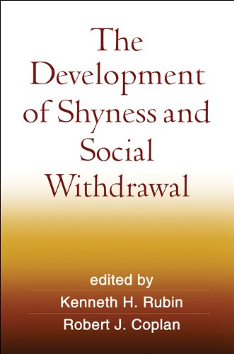 9781606235225: The Development of Shyness and Social Withdrawal (Social, Emotional, and Personality Development in Context)