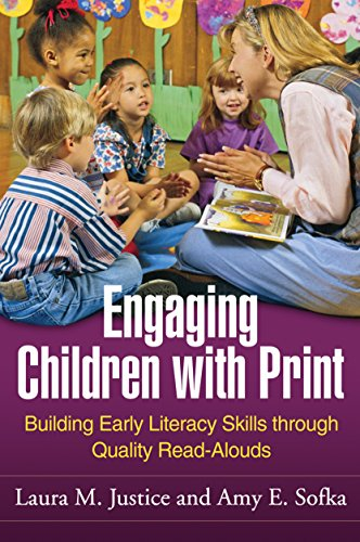 9781606235355: Engaging Children with Print: Building Early Literacy Skills through Quality Read-Alouds