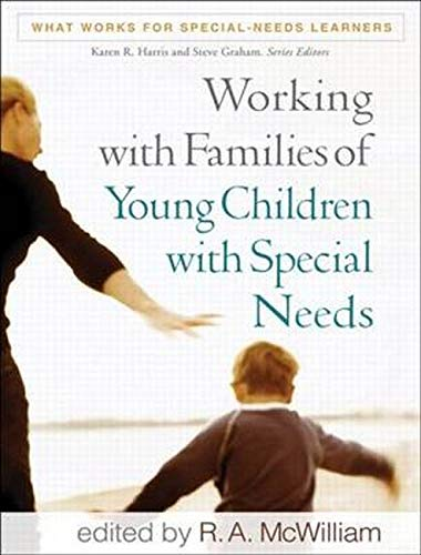 9781606235393: Working with Families of Young Children with Special Needs (What Works for Special-Needs Learners)