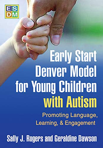 9781606236321: Early Start Denver Model for Young Children with Autism: Promoting Language, Learning, and Engagement