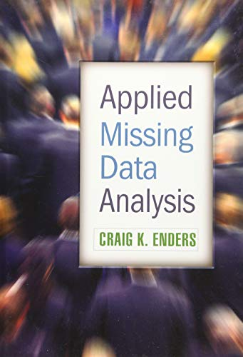 9781606236390: Applied Missing Data Analysis (Methodology in the Social Sciences)