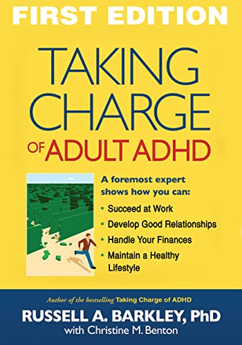 9781606237106: Taking Charge of Adult ADHD