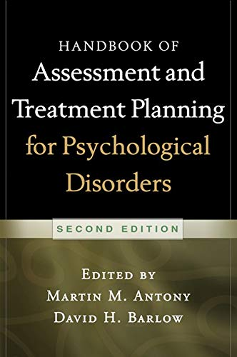 9781606238684: Handbook of Assessment and Treatment Planning for Psychological Disorders, 2/e