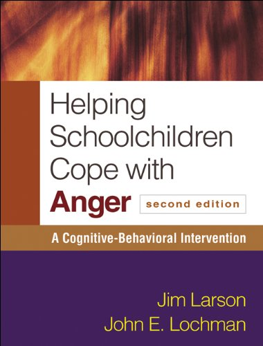 9781606239735: Helping Schoolchildren Cope with Anger, Second Edition: A Cognitive-Behavioral Intervention