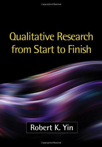 9781606239773: Qualitative Research from Start to Finish, First Edition