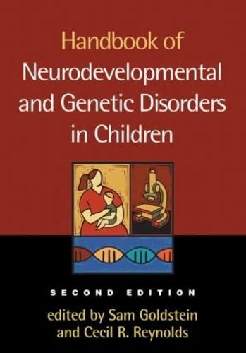9781606239902: Handbook of Neurodevelopmental and Genetic Disorders in Children, 2/e