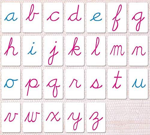 9781606291658: Movable Alphabet (Cursive)