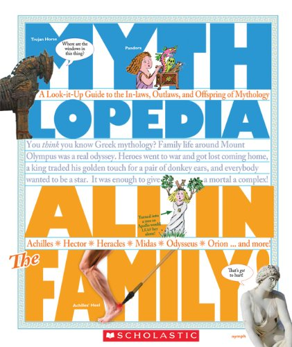 All in the Family: A Look-It-Up Guide: Steven Otfinoski
