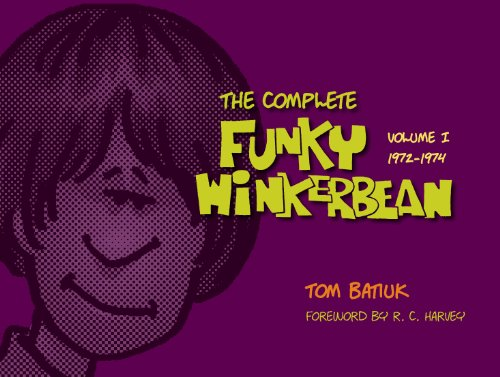 9781606351123: The Complete Funky Winkerbean, Volume 1, 1972-1974