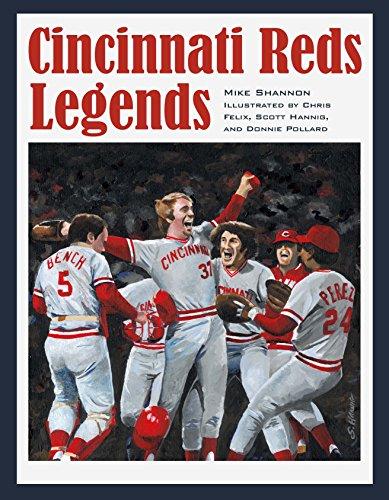 Cincinnati Reds Legends: Mike Shannon