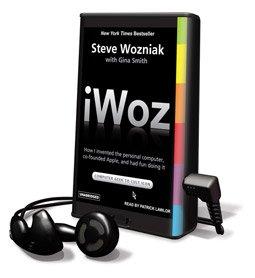 iWoz - on Playaway (1606403567) by Gina Smith; Steve Wozniak