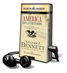 9781606403822: America - The Last Best Hope, Volume I - on Playaway