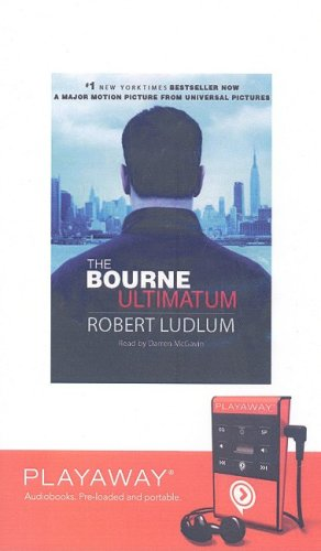 9781606405734: The Bourne Ultimatum [With Headphones] (Playaway Adult Fiction)