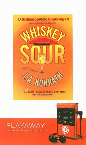 9781606406120: Whiskey Sour (Playaway Adult Fiction)