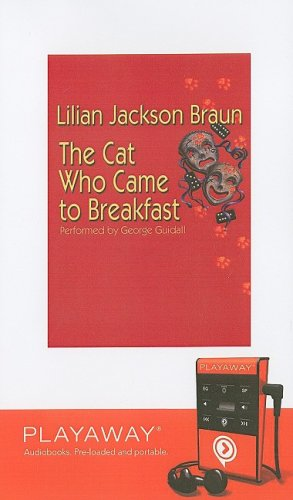 9781606406564: The Cat Who Came to Breakfast (Playaway Adult Fiction)