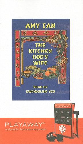 The Kitchen God's Wife (Playaway Adult Fiction) (9781606406687) by Amy Tan