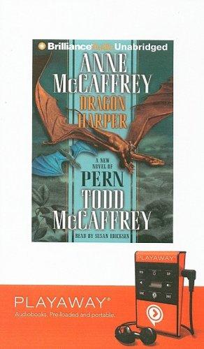 9781606407851: Dragon Harper (Playaway Adult Fiction)