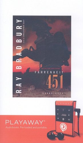 9781606408834: Fahrenheit 451 [With Headphones]