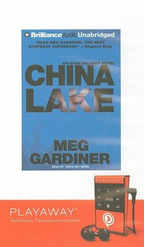 9781606409107: China Lake (Playaway Adult Fiction)