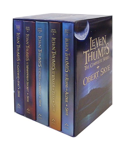 Leven Thumps- The Complete Series (Boxed Set)