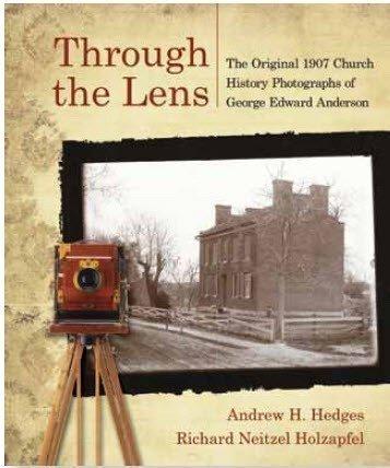 Through the Lens: The Original 1907 Church: Andrew H. Hedges,