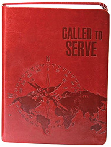 9781606418802: Missionary Journal Called to Serve Red