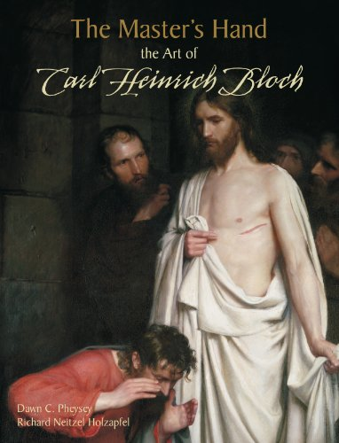 9781606419267: The Master's Hand: The Art of Carl Heinrich Bloch