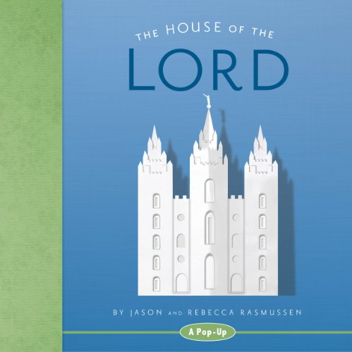 9781606419397: The House of the Lord: A Pop-Up Book