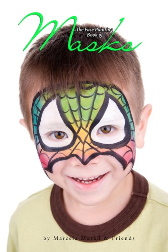 9781606430989: The Face Painting Book Of Masks: 1
