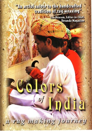 9781606435618: Colors of India - A Rug Making Journey